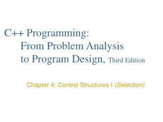 C Programming:   Program Design Including  Data Structures, Third Edition
