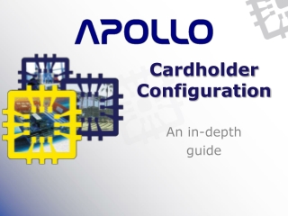 Cardholder Configuration