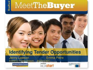 Identifying Tender Opportunities