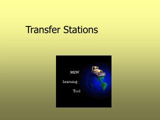 Transfer Stations
