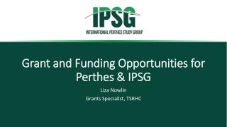 Imaging Grant Proposal Presentation