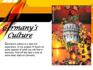 Germany's Culture