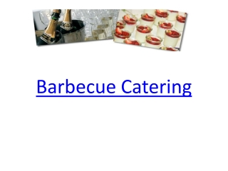 Barbecue Catering