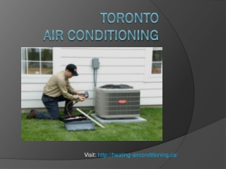 Toronto Air Conditioning