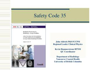 Safety Code 35