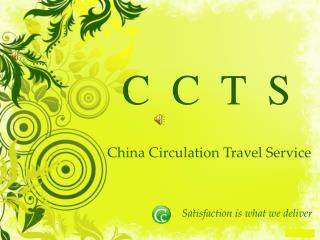 Travel To China
