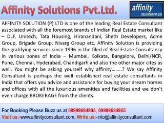 affinityconsultant.com - gurgaon plots - 91 92 gurgaon prope