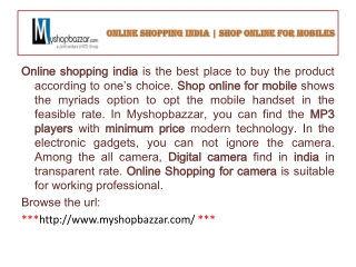 Digital camera prices in India | shop online for mobiles