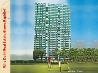 Why Delhi Real Estate Grows Rapidly?