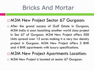 m3m new project ||+91-9560297002 || m3m new projects gurgaon