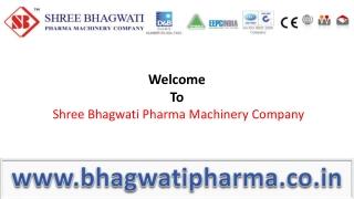 Liquid Filling Machine By Shree Bhagwati Pharma Machinery