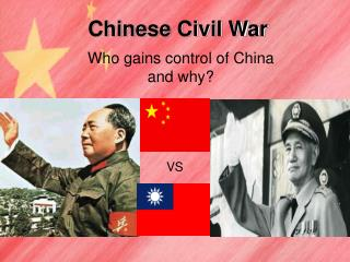 Chinese Civil War