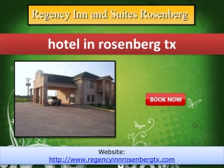 hotel in rosenberg tx