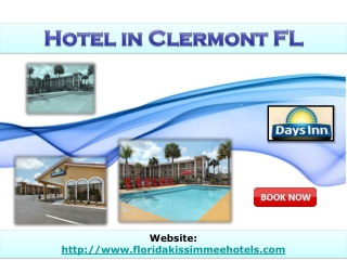 hotel in Clermont FL