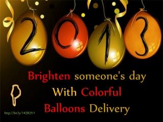 Wondeful Balloon Collection 2013
