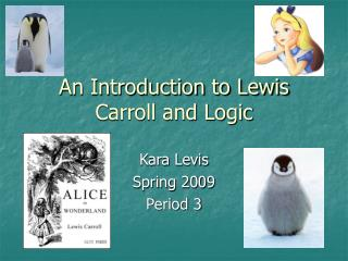 An Introduction to Lewis Carroll and Logic