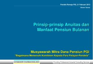 DPPGI Present