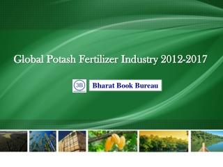 Global Potash Fertilizer Industry 2012-2017: Trend, Profit,