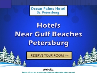 hotels near Gulf Beaches Petersburg