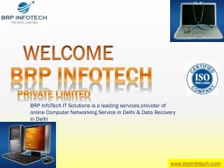 Computer Networking Service in Delhi