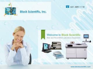 new and refurbished medical laboratory equipment