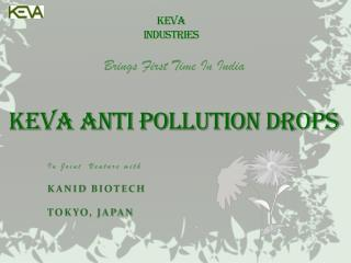 KEVA ANTI POLLUTION  DROPS