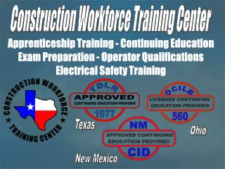 Construction Workforce Training Center