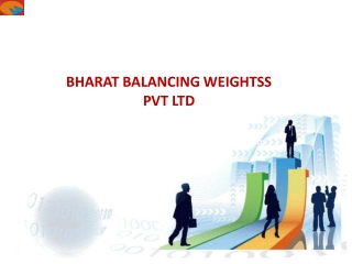 BHARAT BALANCING WEIGHTSS PVT LTD
