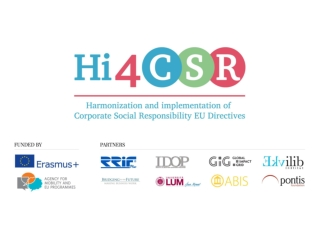 The Media and CSR