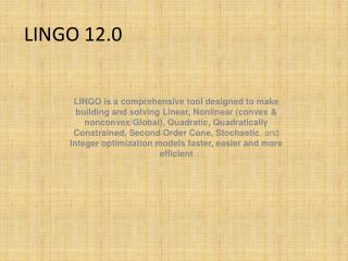 lingo 12 software