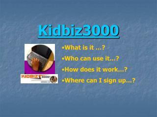 Kidbiz3000