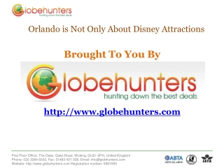 Book Orlando Holidays