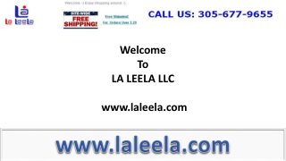 Styles in Women's Beach Clothing from Laleela.com