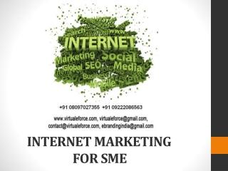 THE IMPORTANCE OF INTERNET MARKETING SEMINARS