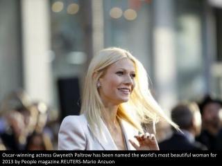 Most Beautiful Woman