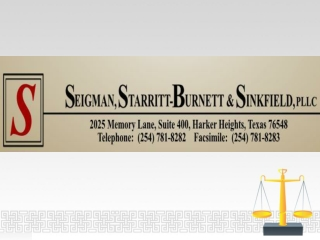 Killeen Personal Injury Lawyer