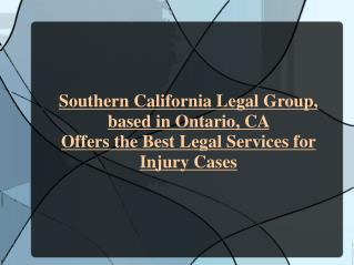Southern California Legal Group