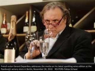Depardieu gets Russian citizenship