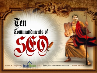 The 10 SEO Commandments