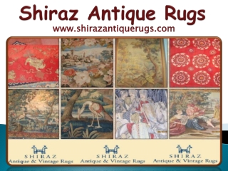 Shiraz Antique Rugs