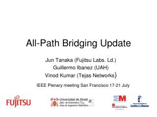 All-Path Bridging Update