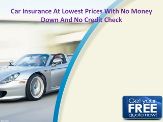 Low Income Families Can Get Cheap Car Insurance