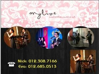 Malaysia Wedding Live Band