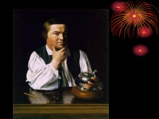 Why was there a  Midnight Ride of Paul Revere?
