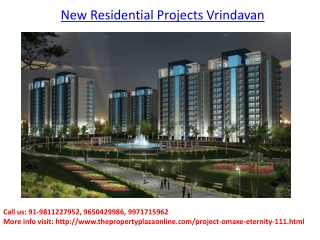 New Residential Projects Vrindavan