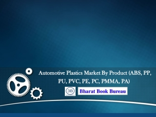 Automotive Plastics Market By Product (ABS, PP, PU, PVC, PE