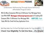 Home Affordable Refinance Program , Home Affordable Refinanc