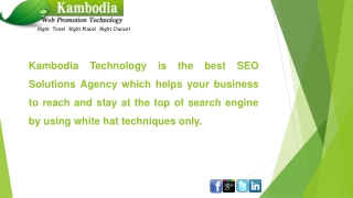 Best SEO Solutions Agency in New York