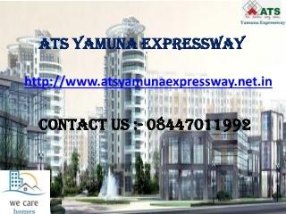 ATS Yamuna Expressway Project Call 84470-11992