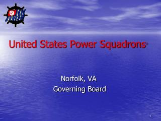 United States Power Squadrons ®